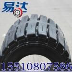 厂家促销秦泰品牌28*9-15叉车实心轮胎 叉车轮胎