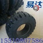 易达轮胎厂批发825-12叉车轮胎实心胎