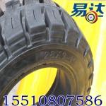 叉车配件轮胎 低价销售650-10叉车轮胎 叉车实心轮胎