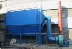 32-4氣箱室脈沖除塵器 環保定制 除塵設備