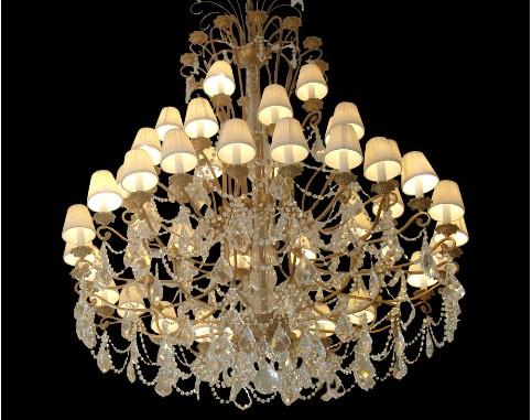 2012欧式吊灯十大品牌排行榜