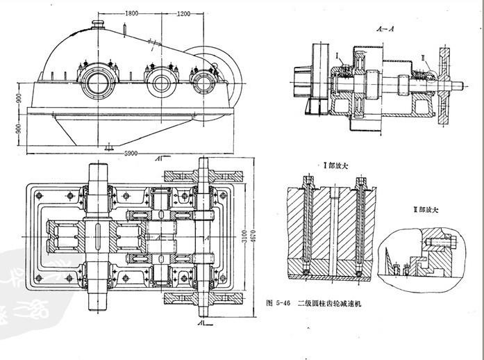 轧钢机用减速机的结构是什么?原理又是什么?