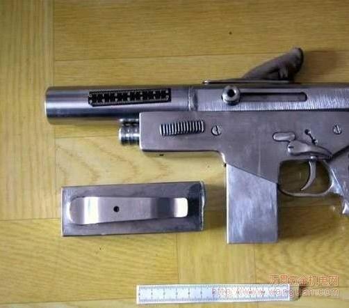 中国 高档/射钉改造枪支细节展示