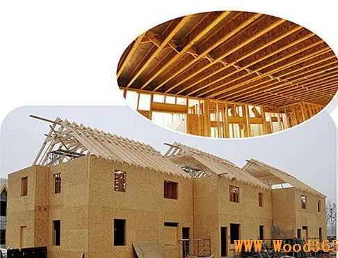地板企业新出路预测之木结构建筑盛行      木结构建筑节能抗震性能图片