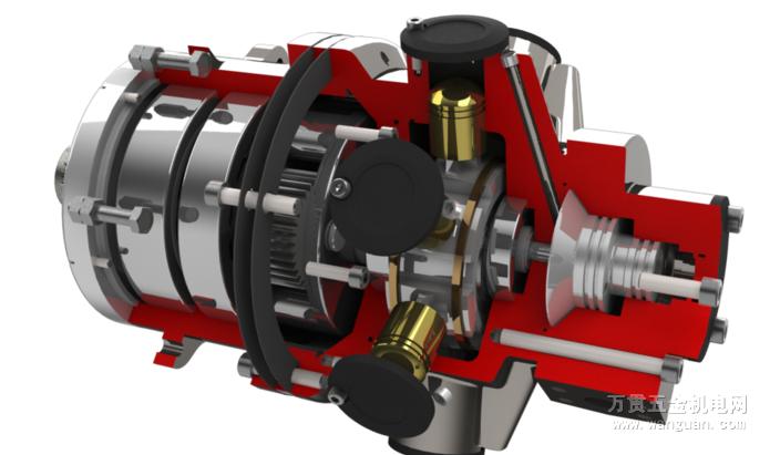 机械设备:液压机的工作原理