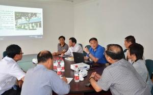 中国五金制品协会参访上海市工具工业研究所