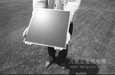 新能源:钙钛矿做太阳能电池畅想