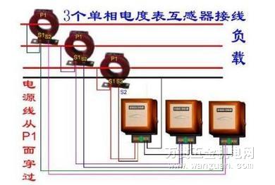 电流互感器原理详解图片