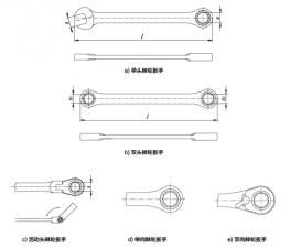 QB/T 4619-2013 棘轮扳手(主要技术指标)