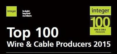 2015全球缆企百强最新出炉 普睿司曼再次超越耐克森蝉联第一