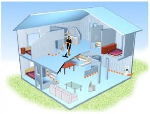 中央吸尘系统好不好?传统吸尘器相比哪个好?