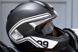 寶馬平視顯示摩托頭盔 在2016年CES電子展中領風騷