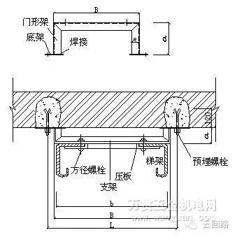 电缆桥架安装方法