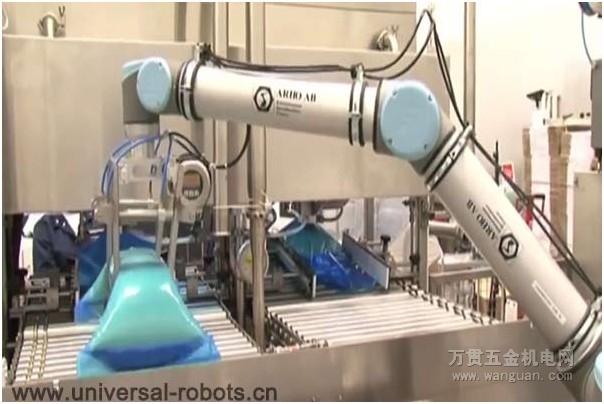 優傲工業機械臂的5種值得注意的功能和用途