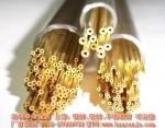 h62黄铜管 黄铜毛细管 薄壁铜管厂家