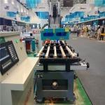 数控榫槽机 木工打眼机 全自动腰圆榫槽机华洲国标铜线
