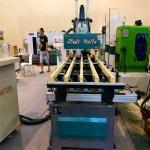 数控榫槽机 木工打眼机 全自动榫眼机华洲发货速度快