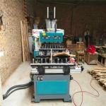木工榫槽机 数控打卯机 木工打眼机华洲型号齐全