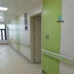 医用防撞护墙板的优点及安装效果图