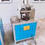 液壓方管90度折角機切角機廠家方管切45度角成方框機