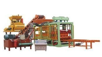 河南优质砌块机厂家——巩义凯龙机械