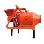 四川华欣机械JZC500滚动式搅拌机 成都搅拌机价格