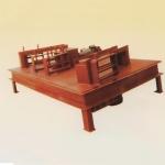 华欣GWF20型工字钢弯箍机 成都弯箍机价格