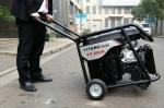 汽油发电焊机YT250A
