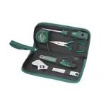 世达工具 四川 世达06002 手动工具 5件基本维修套装