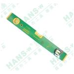 漢斯 水平尺 無磁性 鋁合金水平尺300MM 零售價30.8