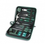 SATA世达工具 11件基本维修套装 家庭维修  06003