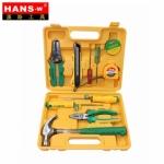 臺灣漢斯工具 11件家庭組套工具 HS7211廠家價格