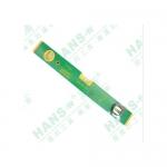 现货供应 汉斯CLD003无磁性铝合金水平尺 价格便宜