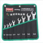 四川供应汉斯8件套精品镜面开口扳手价格 3038a型号价格
