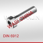 WASI现货A4-70 DIN6912薄型内六角螺栓