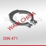 DIN471轴用挡圈_轴用卡簧_外卡簧