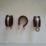 DIN3016-1橡胶管卡 固定式卡箍