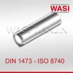 槽销带倒角及全长平行沟槽ISO8740 DIN1473