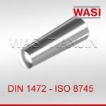 槽销 DIN1472半长锥槽ISO8745