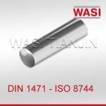 槽销DIN1471全长锥槽ISO8744