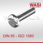DIN85开槽盘头螺钉