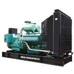 四川南充发电机 柴油发电机YL400KW无动发电机
