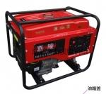 重慶嘉陵 5KW手動汽油發電機 6500型