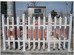 定做电力塑钢围栏 变电站围栏 箱变护栏 规格