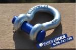 热镀锌合金钢G209美标卸扣