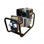 成都销售意大利莫萨 GE 4000 LDS/GS汽油发电机