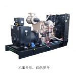 四川成都康明斯 BF-C650型柴油发电机组