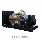 四川成都康明斯BF-C1600型柴油发电机组厂家直销