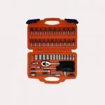 成都劳动牌手动工具批发 上海劳动牌优质46PC套筒组套