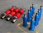 路灯维修升降平台液压动力单元